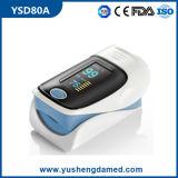 Heißester fünf Farben-medizinischer Diagnosegeräten-Fingerspitze-Impuls-Monitor