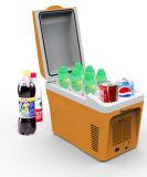 Mini litre DC12V du réfrigérateur 7 de véhicule pour l'application de refroidissement et de chauffage