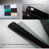 fibra de vidrio negra/gris de 120g del insecto de la pantalla