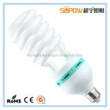 Светильник спирали 20W шариков освещения 240V CFL T4 половинный энергосберегающий