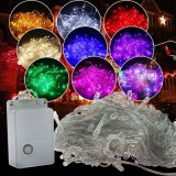 Decoration를 위한 10m Flexible Waterproof LED String Light
