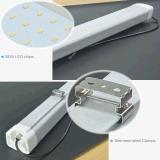La luz de la Tri-Prueba de IP65 LED con el certificado de RoHS del CE se aplicó por el surtidor de oro de China (TPS090-001)