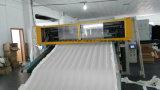 Gesteppter Deckel hineingegossener kühler Gel-König Memory Foam Mattress