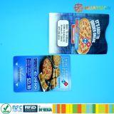 Grande mémoire à mémoire morte 13,56 MHz MIFARE Classic 4K RFID Smart Card