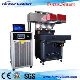 3D que focaliza o grande sistema da gravura do laser da área de funcionamento