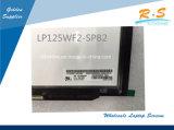 Calificar 12.5 una pantalla de Wled LCD de la visualización de la informática LCD del panel Lp125wf2-Spb2 1920*1080 del monitor TFT LCD de la computadora portátil de la pulgada
