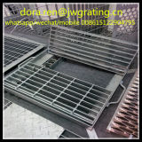 Grata galvanizzata calda della trincea di vibrazione dell'alto tallone di vendita di Singpore