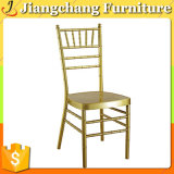 販売(JC-ZJ104)のためのChiavariの卸し売りスタッキングの金属によって使用される椅子