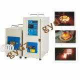 IGBT制御承認されるセリウムが付いている鋼鉄誘導電気加熱炉(GYM-25AB)