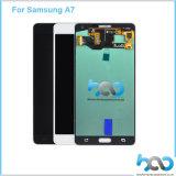 Samsung A7のタッチ画面の計数化装置のためのLCD