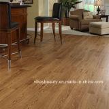Plancher en bois de PVC des graines de vinyle européen de haute qualité de modèle