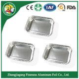 Aluminiumfolie Container met legering-8011