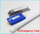 Grg Emergency T8 9W lampe à lampe LED rechargeable avec protection de batterie interne T8 LED Tube Emergency