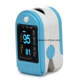 Il Ce & la FDA colorano l'ossimetro di impulso della punta delle dita di OLED - SpO2 video (RPO-50D) - Fanny