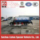 Dongfeng Fecal Suction Truck 4 * 2 Small Sewage Suction Tanker Truck Vacuum Sewer Fecal Cleaner