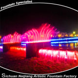 水中プールの照明LED