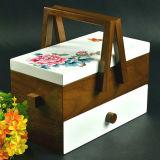 Индивидуальные деревянные украшения коробки для использования отеля