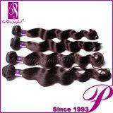 Produto de cabelo brasileiro barato de vista natural da onda do corpo da origem