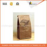 普及した品質の生物分解性のクラフト紙の食品等級袋