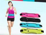 Saco de cintura resistente a água ao ar livre Bolsa de cintura de ciclismo multifuncional de cintura de hidratação
