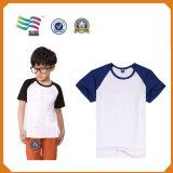 T-shirt fait sur commande unisexe de promotion des prix bon marché d'adulte et de gosse (HYT-s 02)