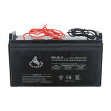 bateria solar acidificada ao chumbo recarregável do AGM de 12V 120ah Mf VRLA
