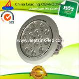 주요한 알루미늄 포장 노련한 LED 천장 빛 주거