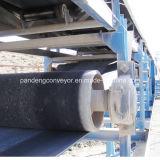 Correia transportadora do cabo de aço resistente do rasgo/cercar de aço do cabo/que transporta a correia/correia transportadora de borracha