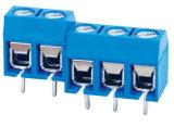 Schaltkarte-Lötmittel-Klemmenleisten mit dem 10.0/5.0mm Abstand (WJ305)