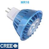 Lámpara MR16 5W CREE LED para la iluminación del paisaje