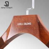 Роскошная вешалка одежд Brown деревянная для людей