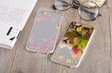 El jardín secreto del espejo de la manera florece la caja de TPU para iPhone6