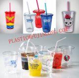 بلاستيكيّة باردة شراب فنجان يجعل آلة