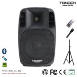다중 Function를 가진 경쟁적인 Price 8 Inches Plastic Active Speaker