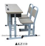 Tabela e cadeira do estudante da mobília da High School para o estudo