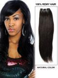 Capelli diritti della bella estremità completa, estensione malese poco costosa dei capelli del Virgin, migliori capelli del Malaysian di qualità