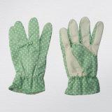 Gestippeld pvc Tuinierende handschoen-2602 van de Dame