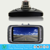 4 автомобиль DVR индикации рекордера HD LCD камеры автомобиля сигнала x цифров с высасывателем Xy-GS800