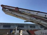 Isuzu usato Concrete Pump, 37meter Pump Truck da vendere