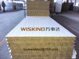 Panel Sandwich de lana de roca para Wall