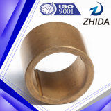 Bucha de bronze aglomerada elevada precisão para o motor elétrico