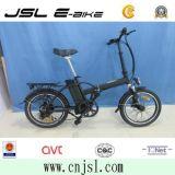 """"""" bicyclette électrique pliable de bâti de l'alliage 20 d'aluminium (JSL039XB-2)"""