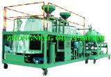 Sistema residuo di rigenerazione dell'olio di motore di alta qualità