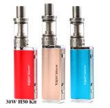 Cigarette électronique de mod 7-30W du kit H30 2200mAh Vaporzier de mod de vaporisateur