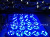 RGB 12V sumergibles LED Fuente de luces Kits (JP94193)