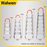 Het vouwen van de Ladder van de Stap van het Staal van de Leuning van de Behendigheid
