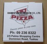 Erhältlich viele im unterschiedlichen Größen-gewölbtes Papier-Pizza-Kasten (PB160630)