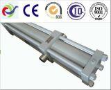 Многошаговый сваренный гидровлический промышленный цилиндр
