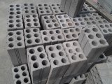 Vollautomatischer hohler Ziegelstein-Block, der Maschine für Bauvorhaben herstellt