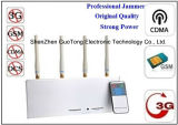 CDMA GSM Dcs Phs 3G Signal Jammer Mobile Phone Cellphone Signal Jammer Shield Remote Control